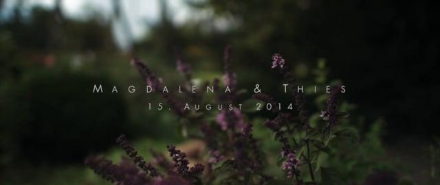 vimeo 112981703 - Hochzeit im Zollenspieker Fährhaus - Magda-Lena & Thies
