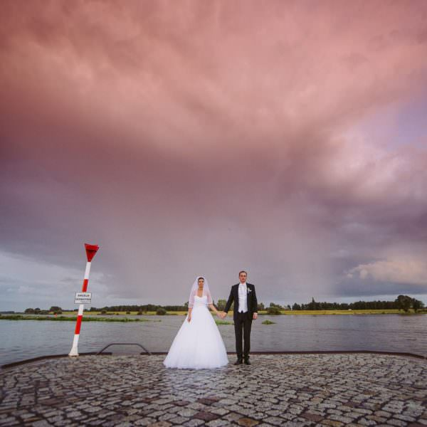 Hochzeit im Zollenspieker Fährhaus - Magda-Lena & Thies