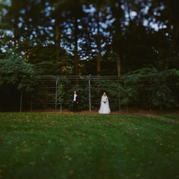 Hochzeit im Schloss Reinbek - Elvira & Olaf