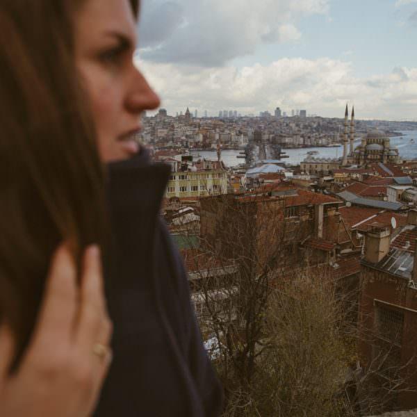 Auf den Dächern Istanbuls - ein Kurztrip zum Bosporus