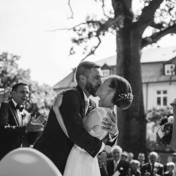 Hochzeit auf Schloss Neuhausen - Anne & Sebastian
