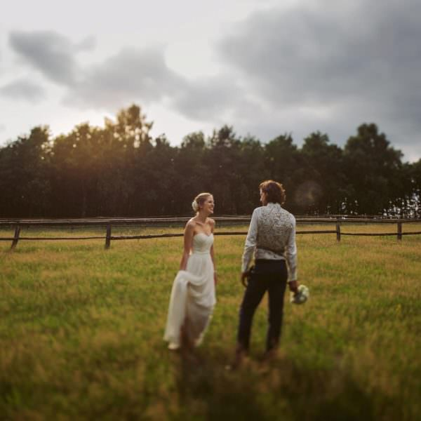 DIY Hochzeit auf dem Stimbekhof - Lena & Chris