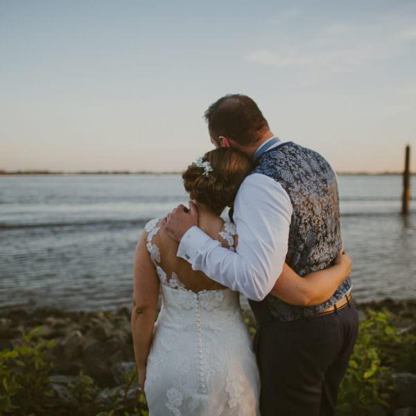 Jagoda & Björn - Hochzeit im Strandhotel Blankenese