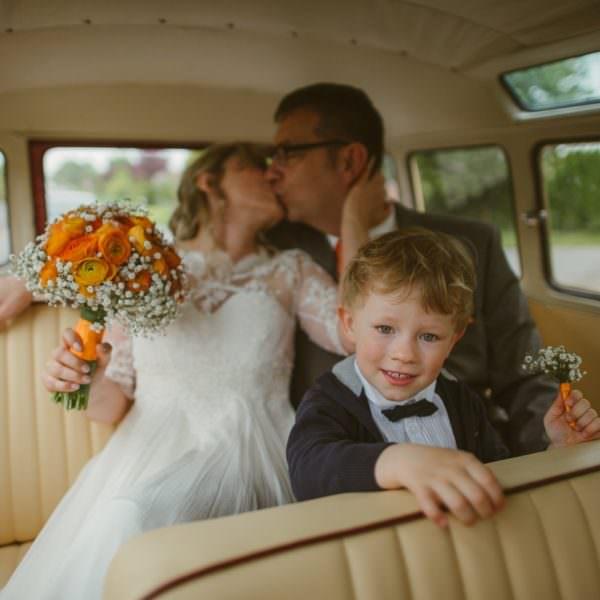 DIY Hochzeit im Erdhaus auf dem alten Land - Manuela & Sven