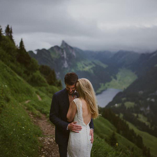 After Wedding Shooting in der Schweiz - Sabrina & Christoph