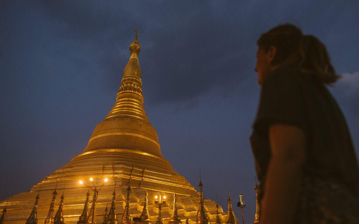 Großstädte Myanmars - Yangon & Mandalay