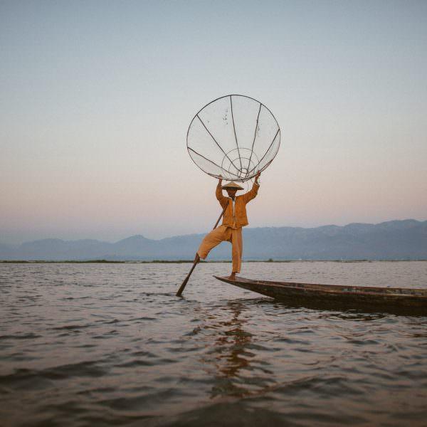 Trekking von Kalaw zum Inle-See - Myanmar / Burma