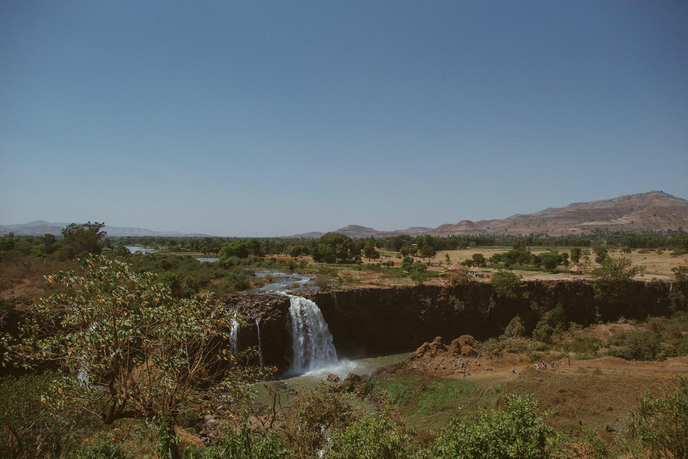 Äthiopien - Simien Mountains & Danakil Depression - Anne & Björn